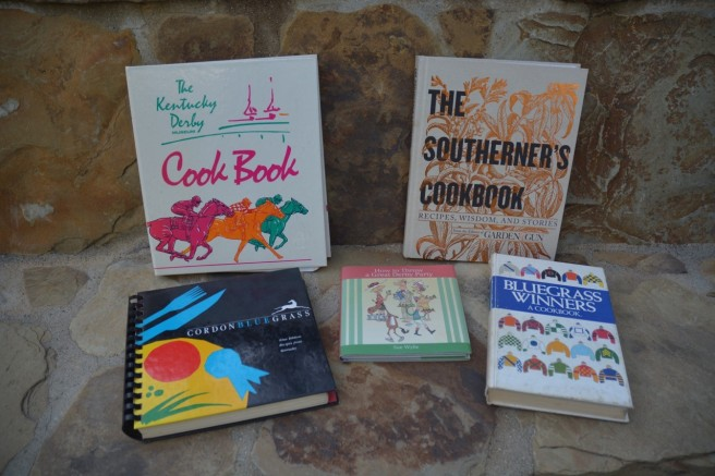 Derby Cookbooks