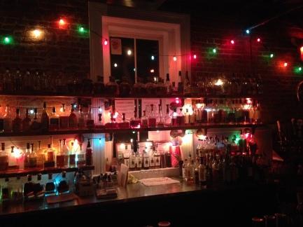 The Silver Dollar Bar